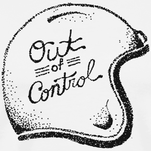 Out of Control - Men's Premium T-Shirt
