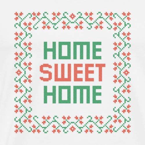 Home Sweet Home Christmas - Men's Premium T-Shirt