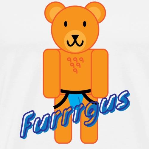 Furrrgus @ Underbear - Men's Premium T-Shirt