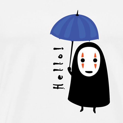 H e l l o - Men's Premium T-Shirt