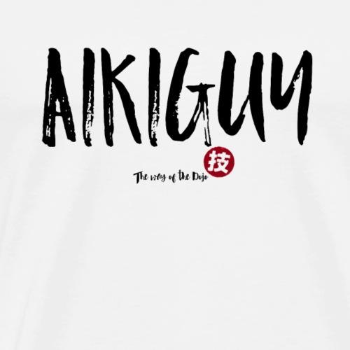 Aikiguy - Men's Premium T-Shirt