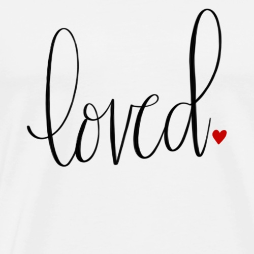 loved - Men's Premium T-Shirt