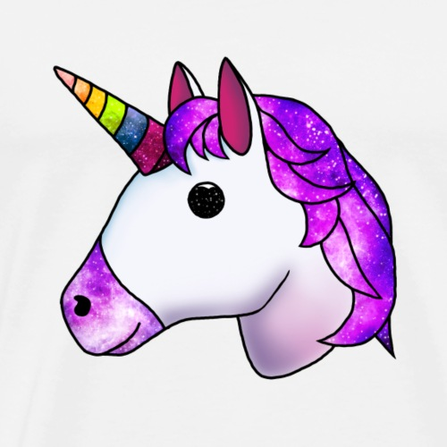 Cosmic Unicorn - Men's Premium T-Shirt