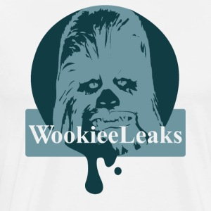 Wookiee Leaks - Men's Premium T-Shirt
