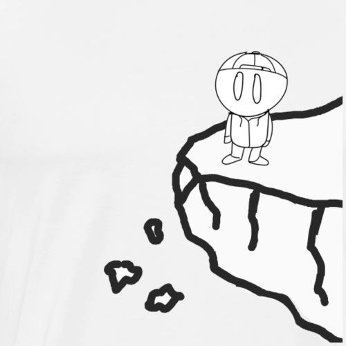 Lost Cliffs - Men's Premium T-Shirt