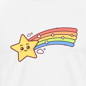 Falling Star - Men's Premium T-Shirt