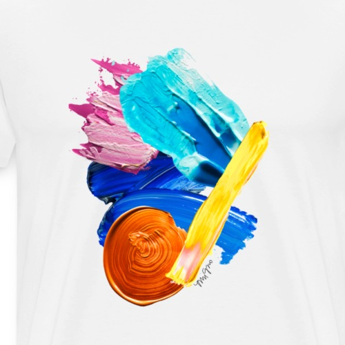 Palette - Men's Premium T-Shirt