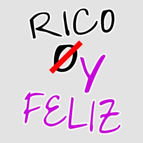 Rico y Feliz - Men's Premium T-Shirt
