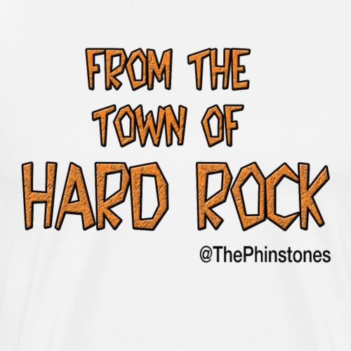 The Phinstones - Men's Premium T-Shirt