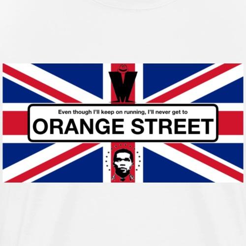 Orange Street GB - Men's Premium T-Shirt
