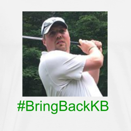 BRING BACK KB - Men's Premium T-Shirt