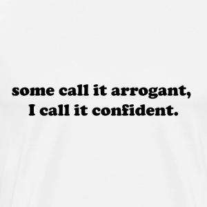 confident - Men's Premium T-Shirt