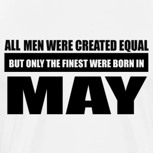 All men were created equal May designs - Men's Premium T-Shirt