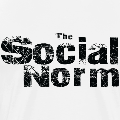 The Social Norm Official Merch - Men's Premium T-Shirt