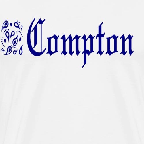 COMPTON C - Men's Premium T-Shirt