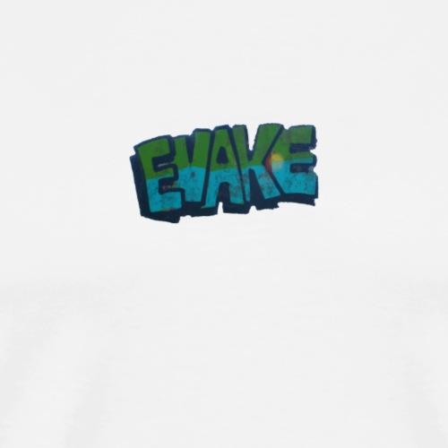 Evake graffiti - Men's Premium T-Shirt