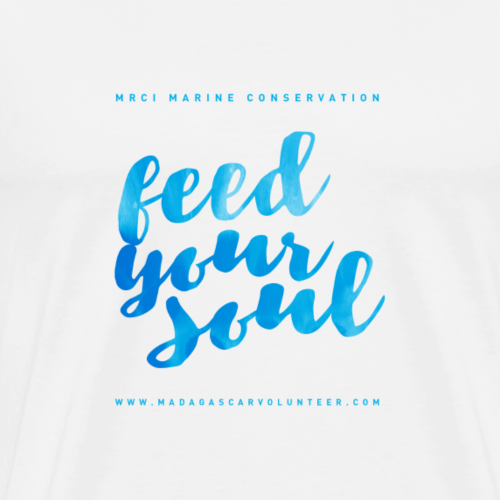 Feed Your Soul - Men's Premium T-Shirt