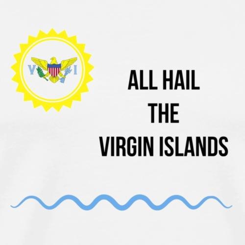 All Hail the VI - Men's Premium T-Shirt