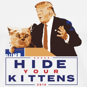 Trump Kitten - Men's Premium T-Shirt