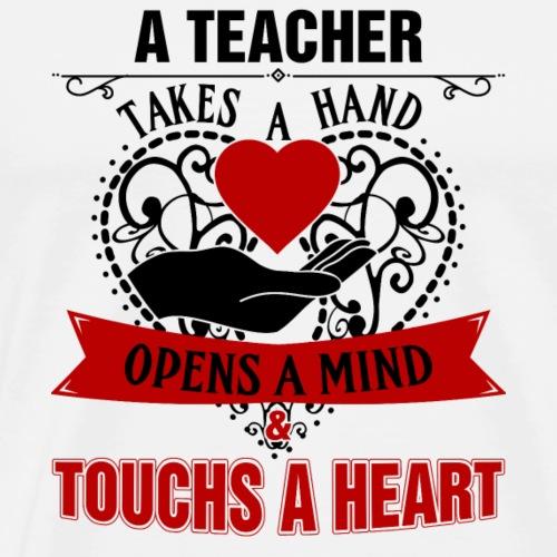 Teacher gift - Men's Premium T-Shirt