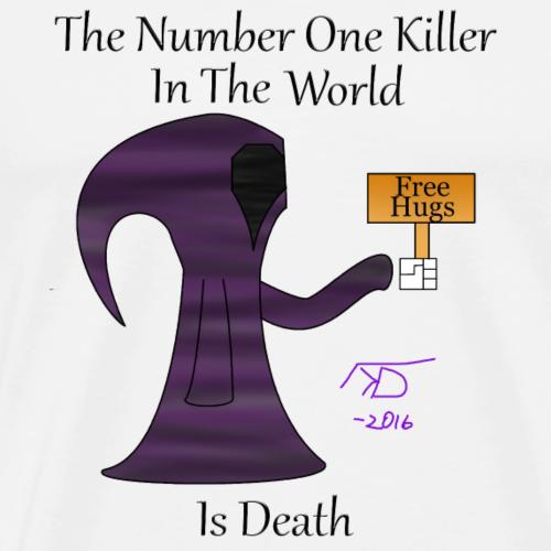 death plus - Men's Premium T-Shirt