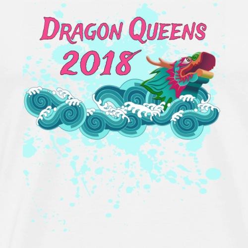 2018 Dragon Queens - Men's Premium T-Shirt