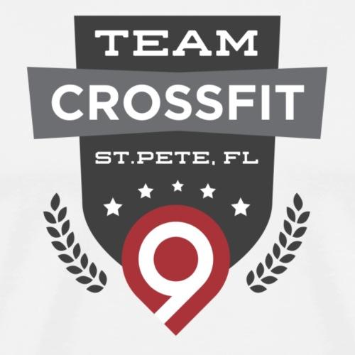 Team CrossFit9 - Men's Premium T-Shirt