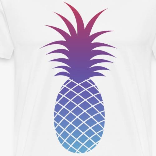 pineapple - Men's Premium T-Shirt