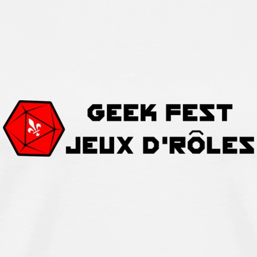 RedDice GeekFest Jeux D'Rôles