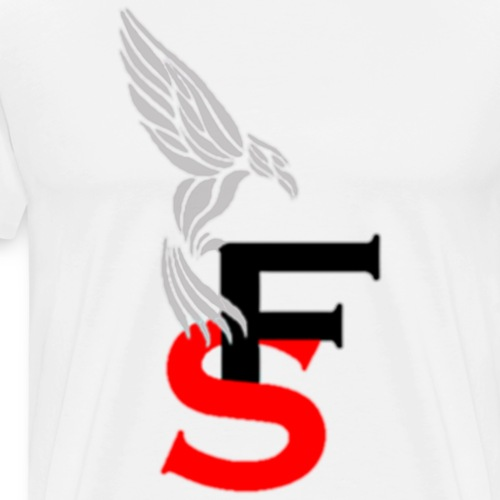 Flock Sports Logo - Men's Premium T-Shirt