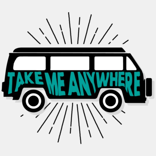 Take Me Anywhere - Men's Premium T-Shirt