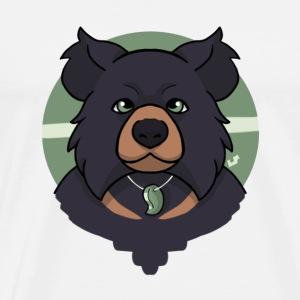 Sloth Bear - Men's Premium T-Shirt