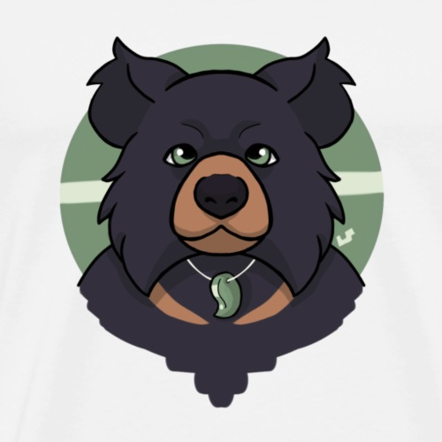 Sloth Bear - Men's Premium T-Shirt