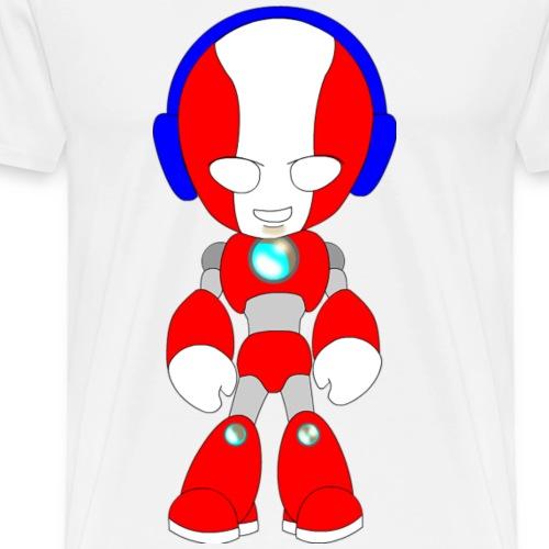 Meta Hero Robot - Men's Premium T-Shirt