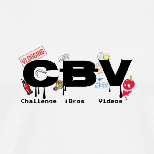 CBV Logo - Men's Premium T-Shirt