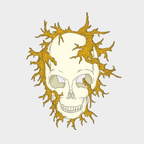 Tree Skull - Men's Premium T-Shirt