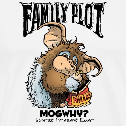 Mogwhy? - Family Plot - Men's Premium T-Shirt