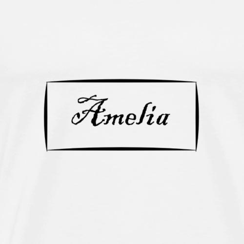 Amelia - Men's Premium T-Shirt