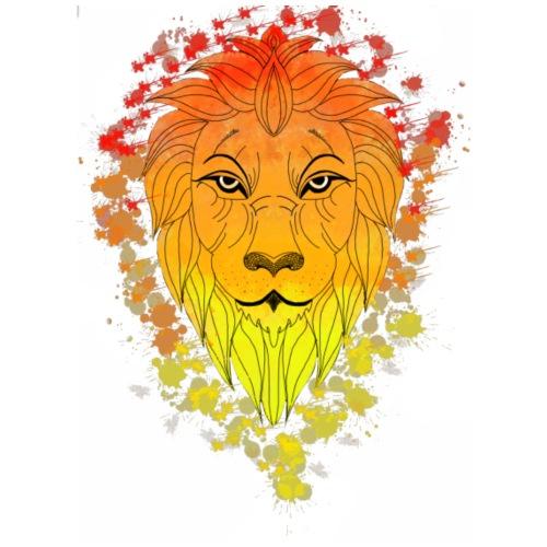 Wild Lion - Men's Premium T-Shirt