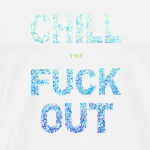 chill the fish out - Men's Premium T-Shirt