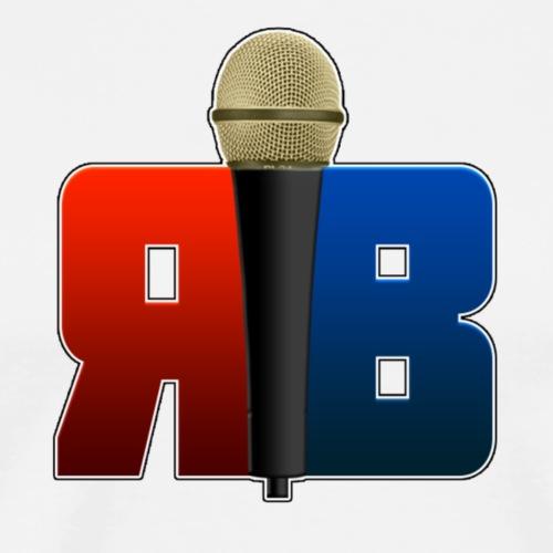RubikBBX Logo - Men's Premium T-Shirt