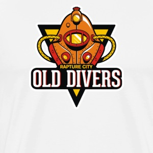 Old Divers - Men's Premium T-Shirt