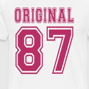Original 1987 - Men's Premium T-Shirt