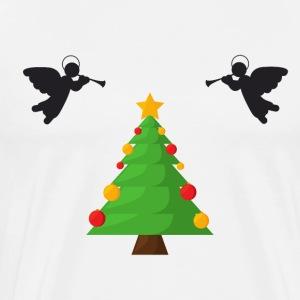 Angel Tree - Men's Premium T-Shirt