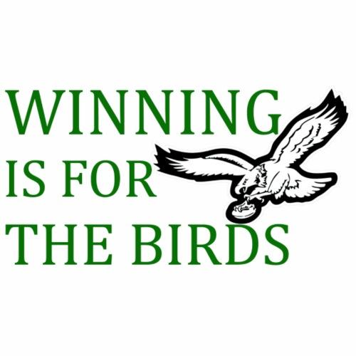 Eagles winning - Men's Premium T-Shirt