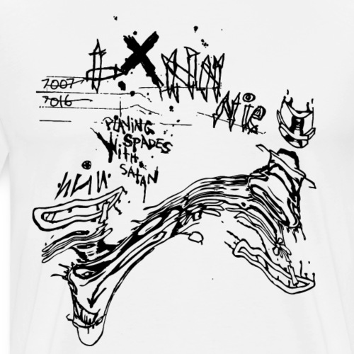 Lxnnnie/Spades Cover - Men's Premium T-Shirt