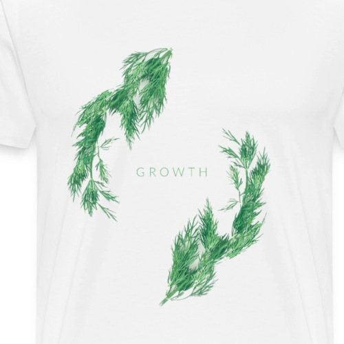 GROWTH - Men's Premium T-Shirt