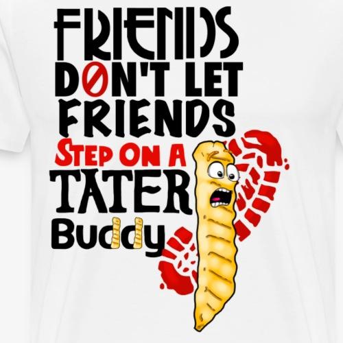 Tater Buddy - Men's Premium T-Shirt