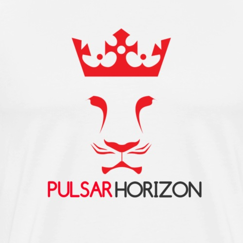 Pulsar Horizon Lion - Men's Premium T-Shirt