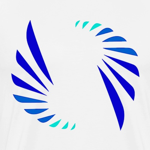 Cool Colors Logo - Men's Premium T-Shirt